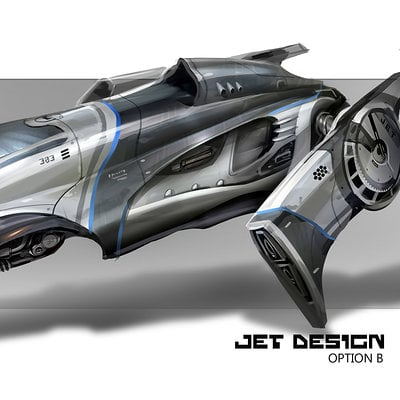 Jeremy chong jet design optionb
