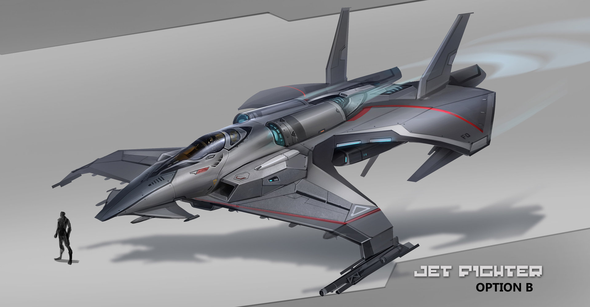 Jeremy chong jet fighter option b