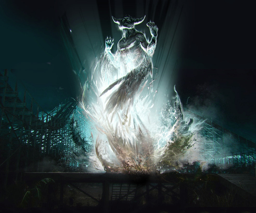 concept for Percy Jackson and the Sea of Monsters