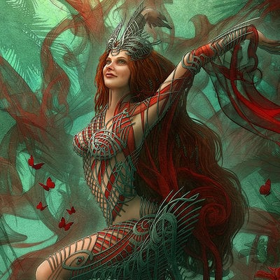 Kerem beyit goddess of the oasis advanced version final rev2