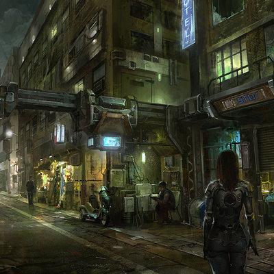 Alexander chelyshev streets s