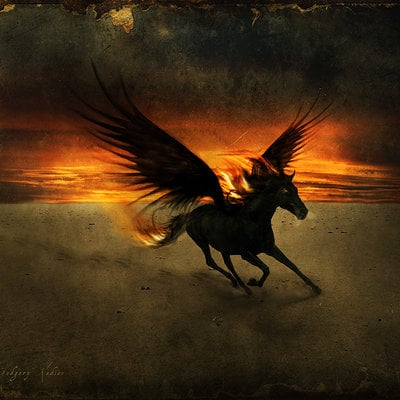 Ruslan kadiev 053 the pegasus of apocalypse