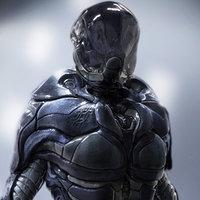 Artstation Dcu Doom Patrol Cyborg Portrait Luca Nemolato