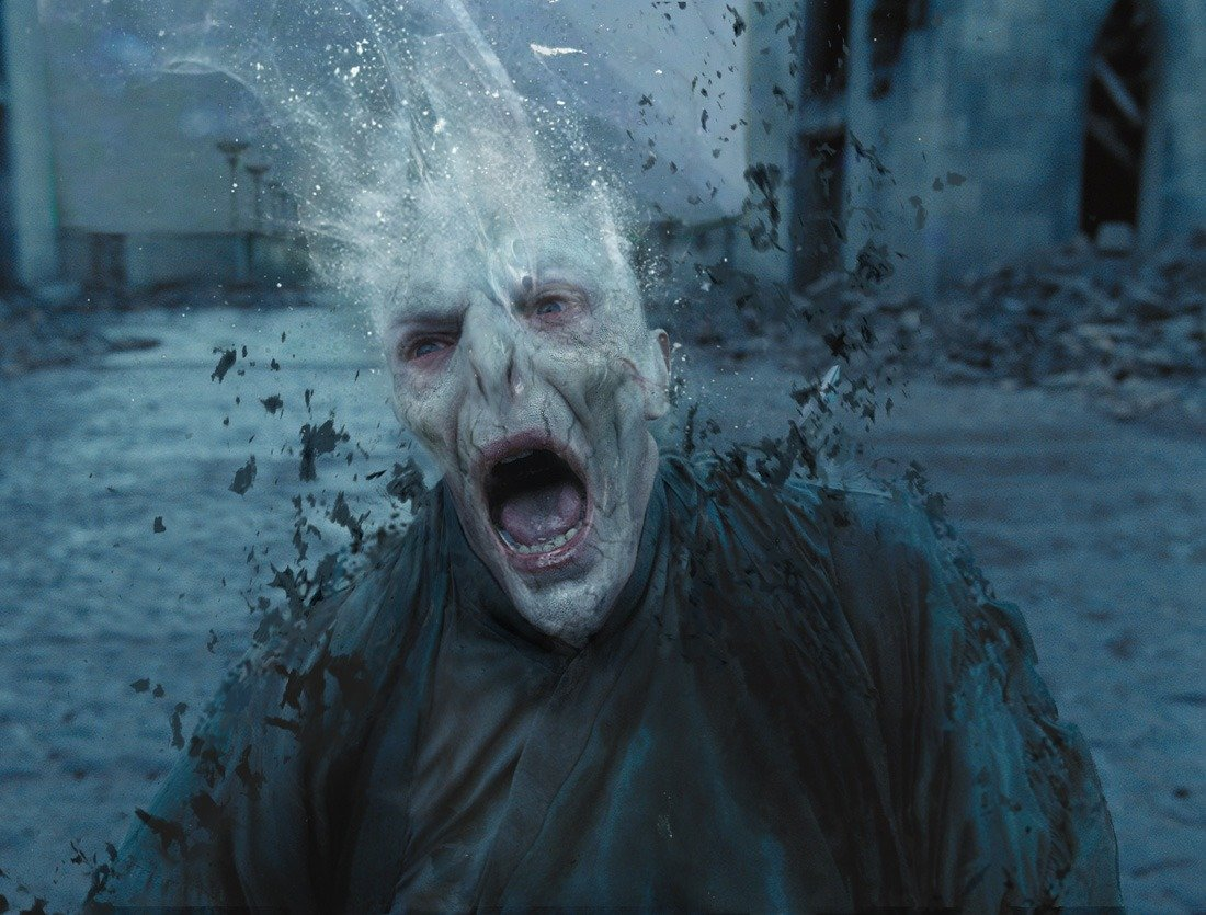 woldemort death, Harry Potter and the Deathly Hallows Part 2