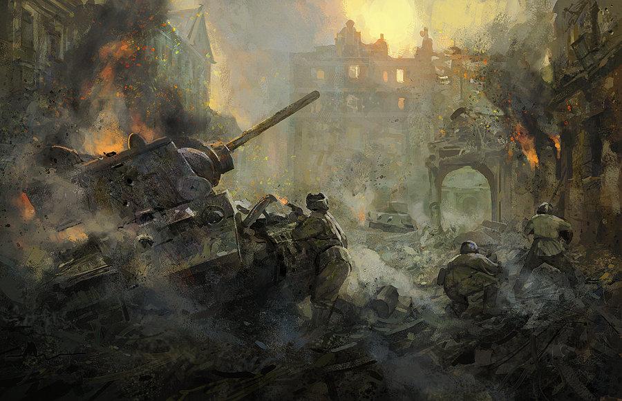 Andrei pervukhin war
