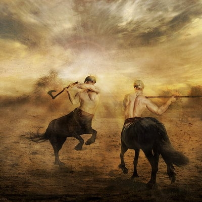 Ruslan kadiev 031 the battle of centaurs