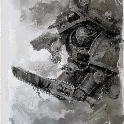 Zivko kondic 40k study smith 1 1680