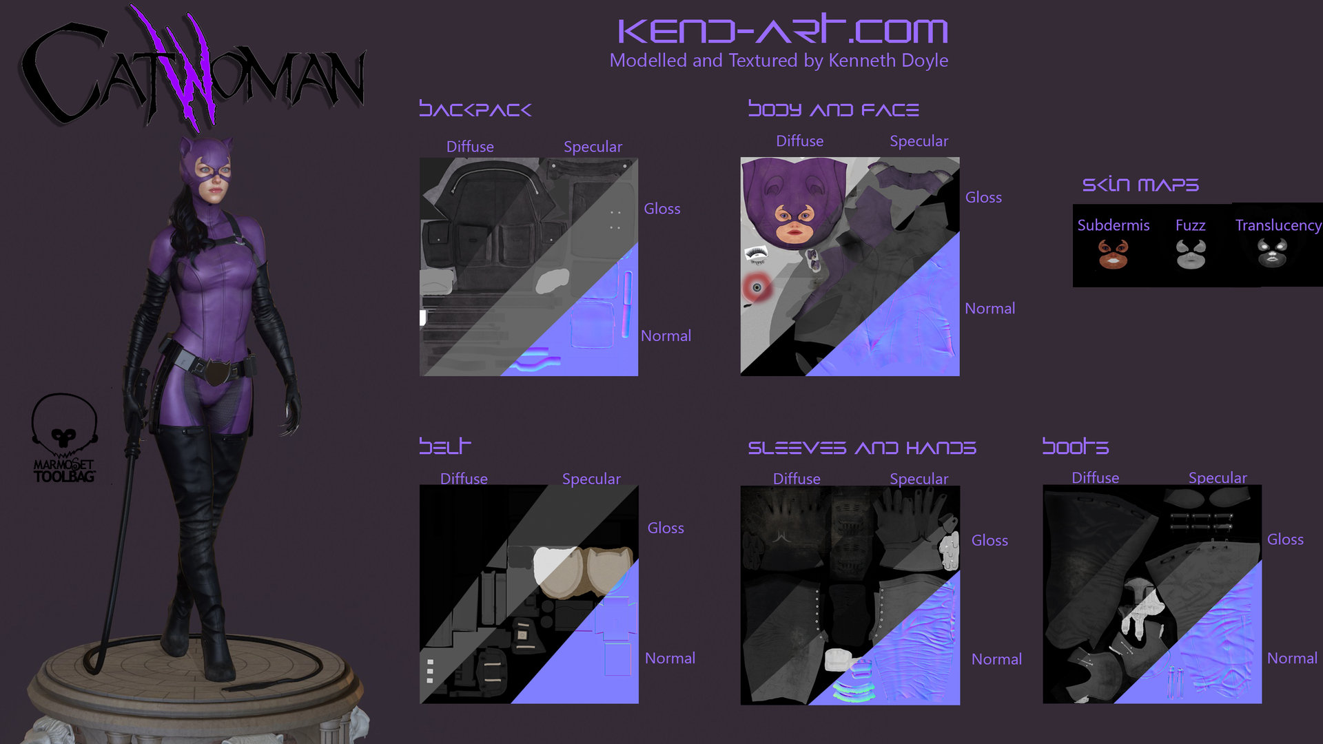 Kenneth doyle catwoman8