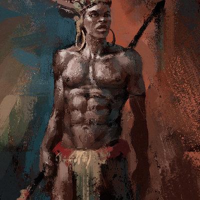 Neil kairanna tribesman