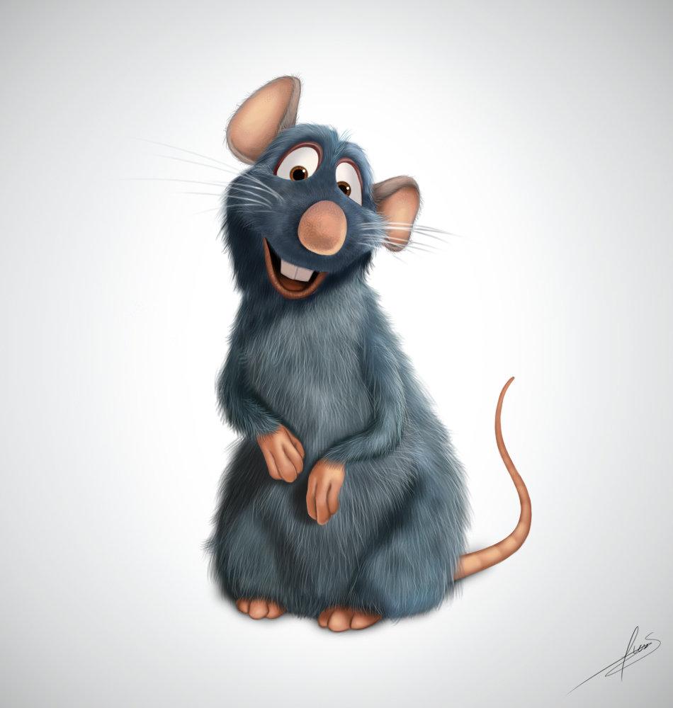 Рататуй картинки крысы из мультфильма