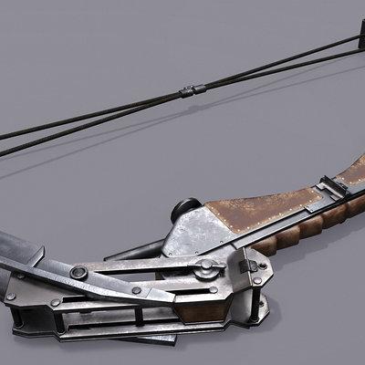 Paul packham thief bow wip 03