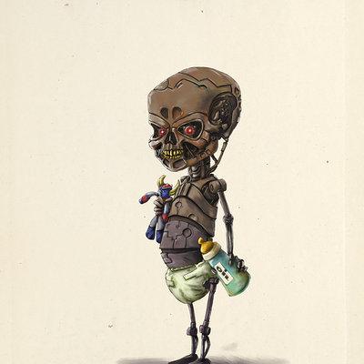 Ronald bousseau baby terminator ronaldbousseau