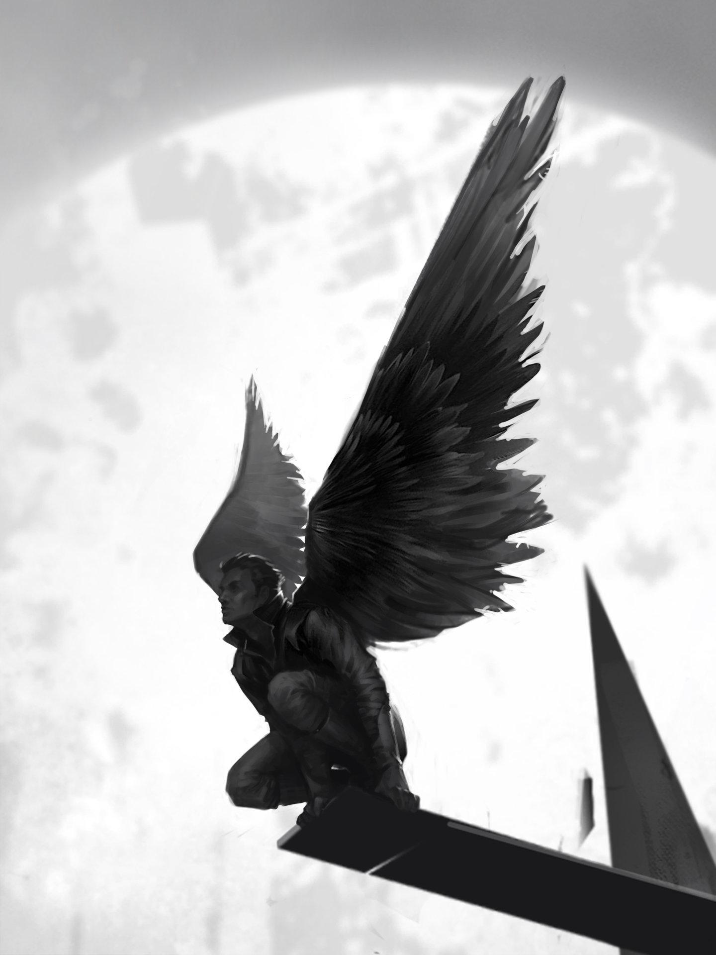 Denys tsiperko angel