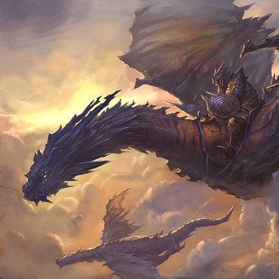 Steve wang dragonknight