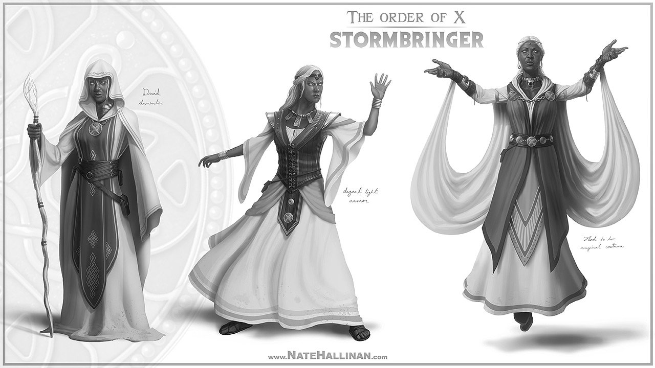 The Order of X - Stormbringer rough concepts