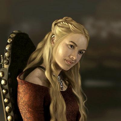 Joanna efenberger cersei 2