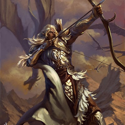 Bayard wu archer