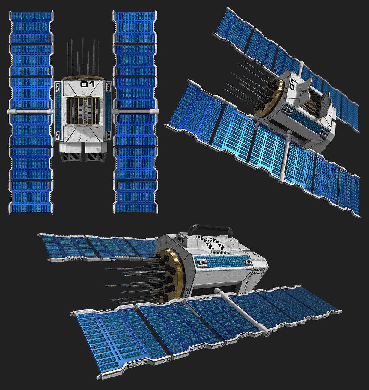 Ben bickle satellite ddo