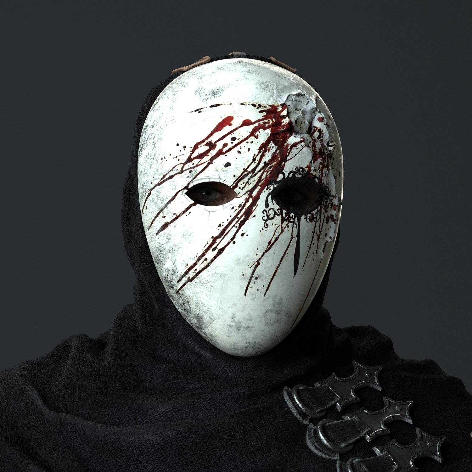 Assassin Render