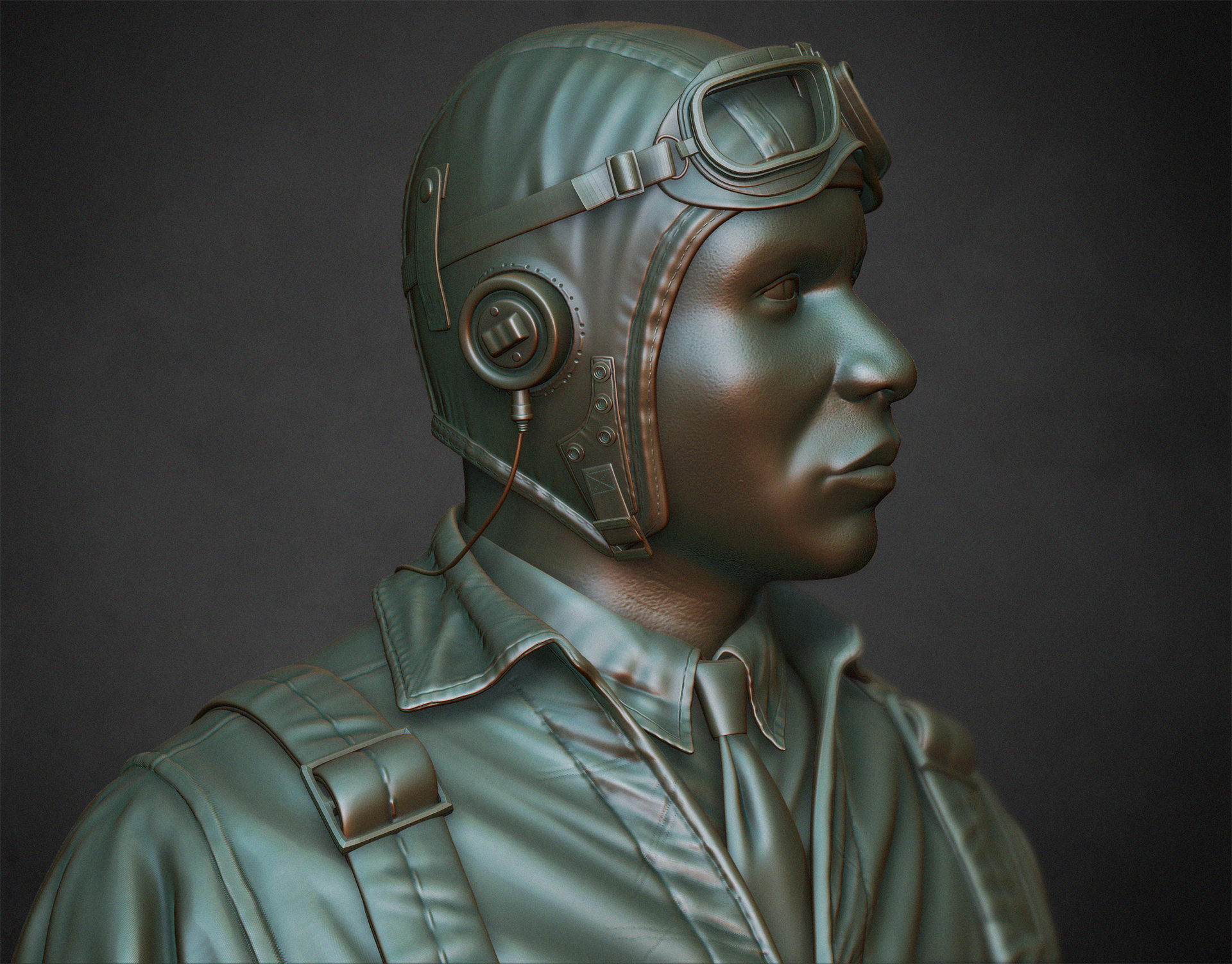 Damon woods pilot bronze