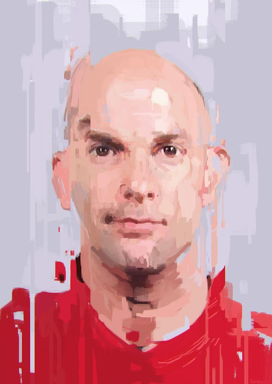 portrait of Jonny Vale