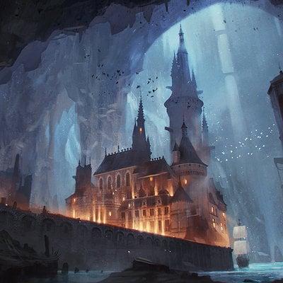 Bram sels subterranean city boco