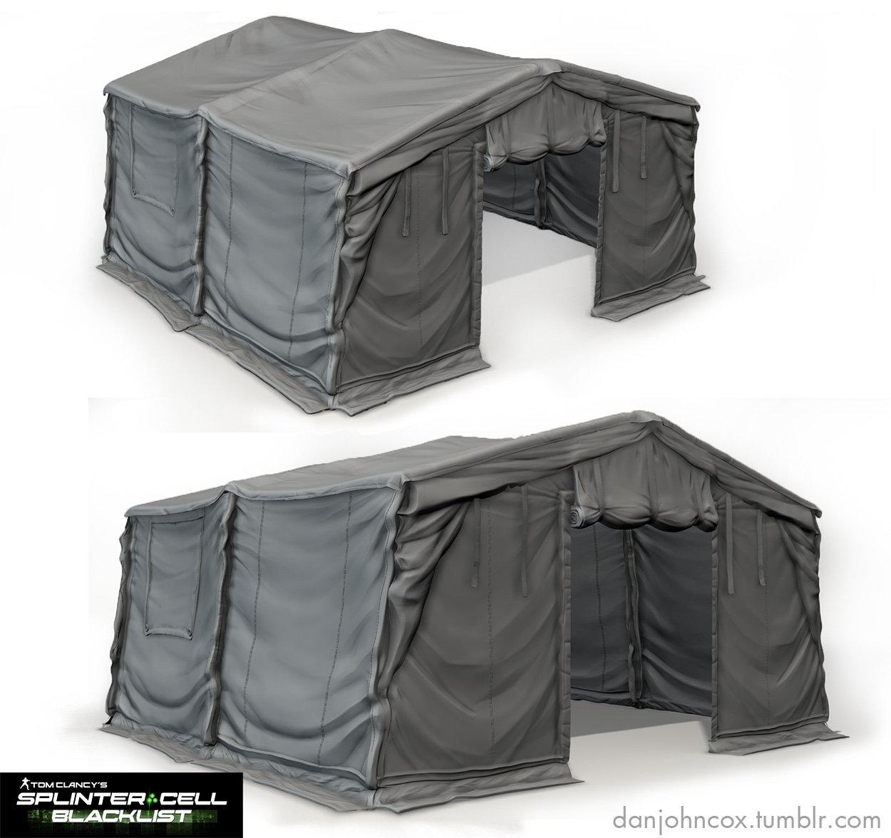 Dan cox s fpp tent