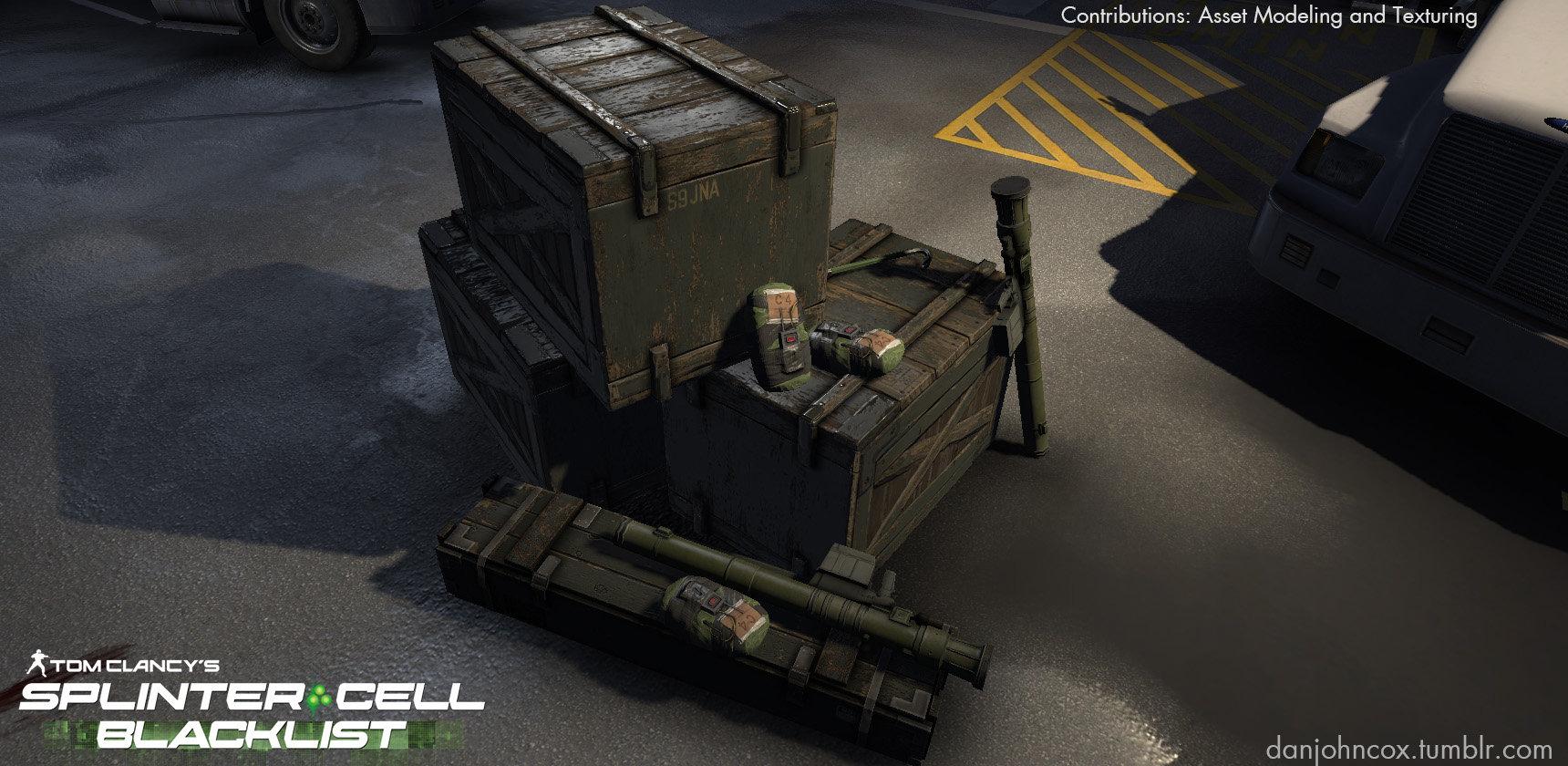 Dan cox crates