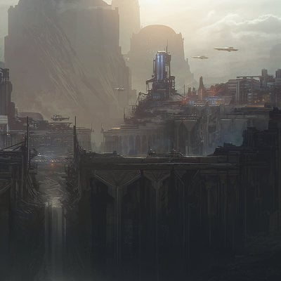 Bastien grivet new atlantis