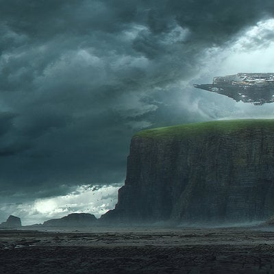 Jessica rossier back on earth concept art jessica rossier