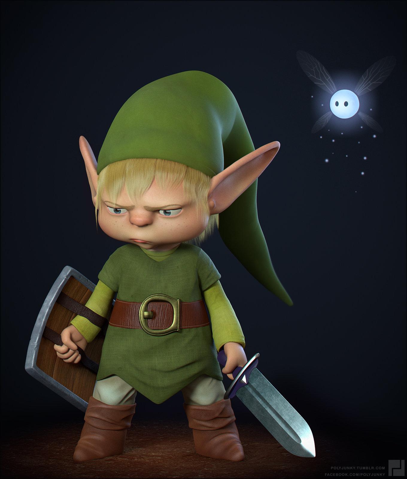 Grumpy Link