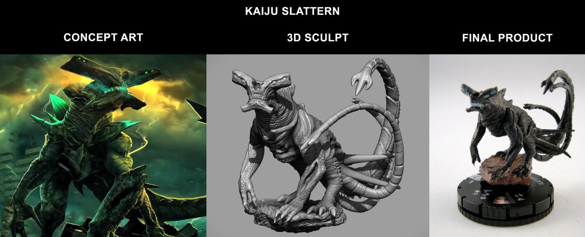 slattern kaiju gallery