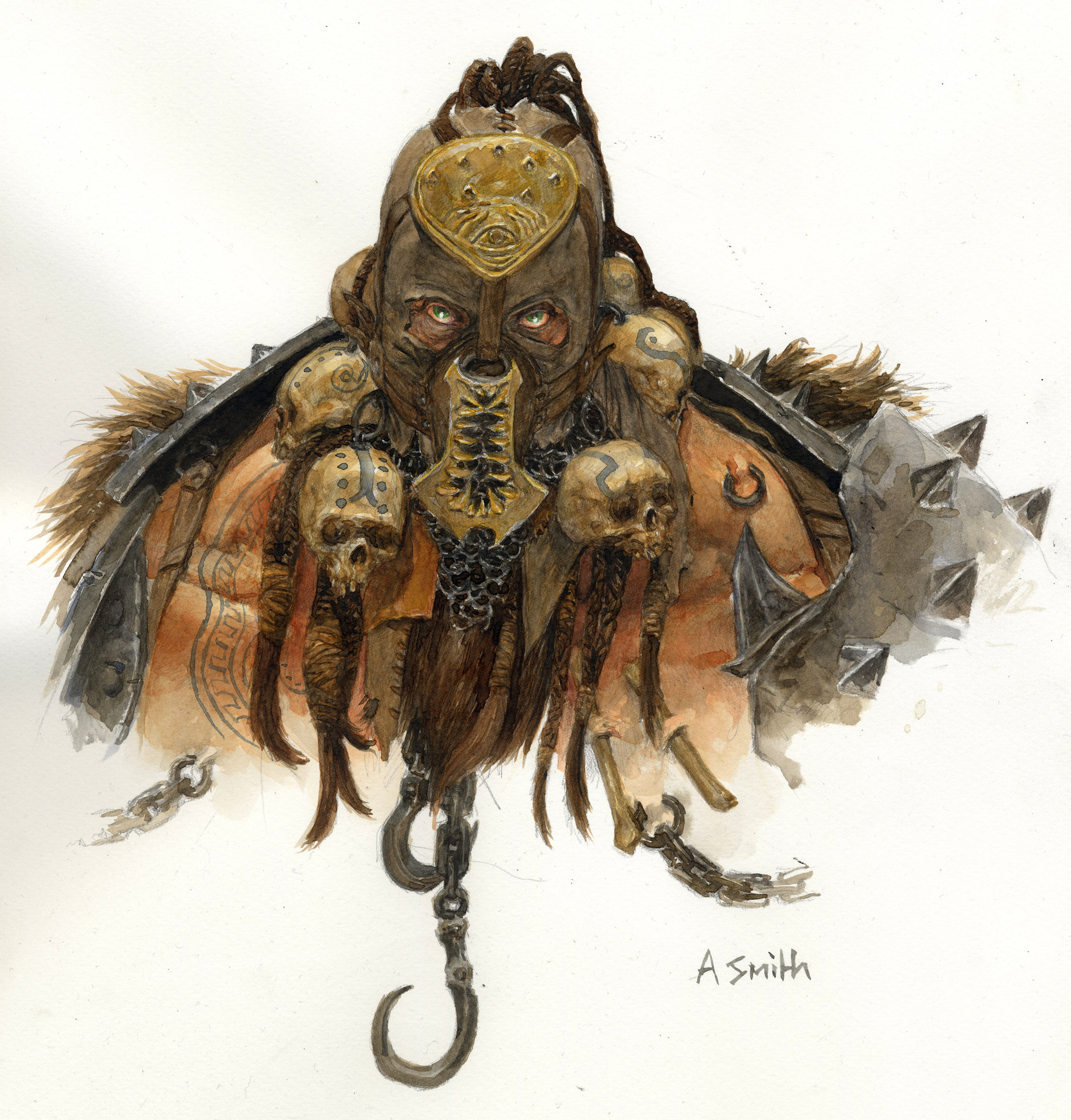 Adrian smith hate lord colour4