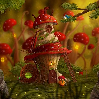 Alexander skachkov mushroom story