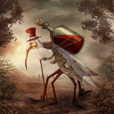 Alexander skachkov old mosquito