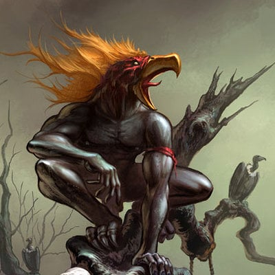 Mariusz gandzel vulture