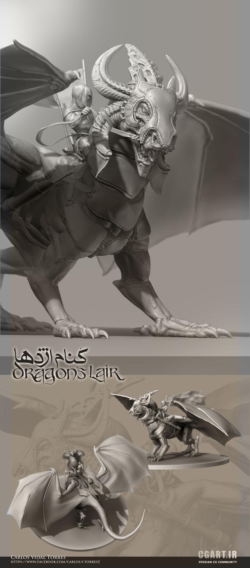 Carlos vidal dragon carlosvidal