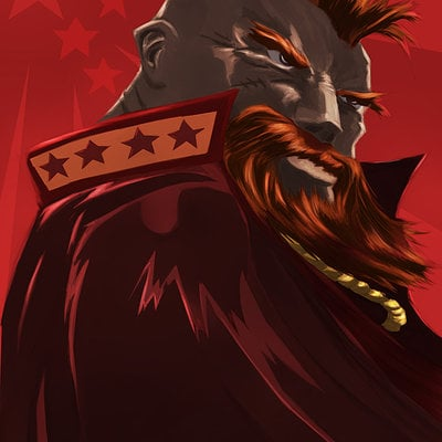 Moe murdock zangief final