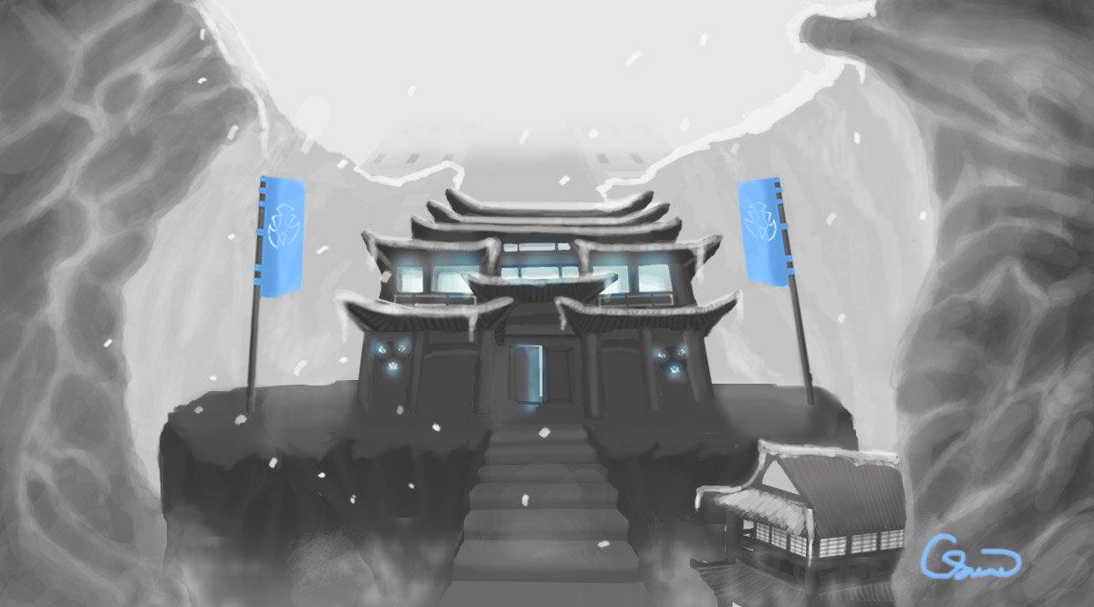 Lin Kuei Temple