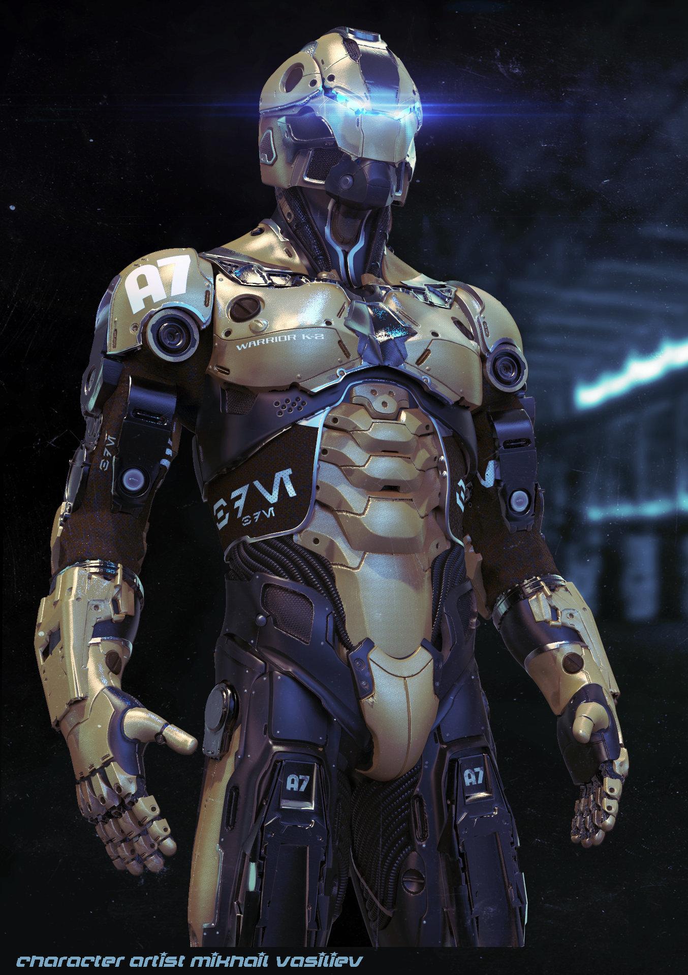 Mihail vasilev robot