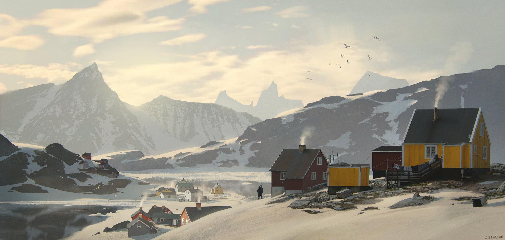 Jeremy paillotin arctic