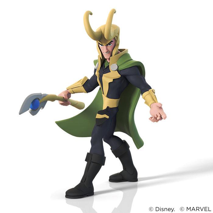 Loki Marketing Pose