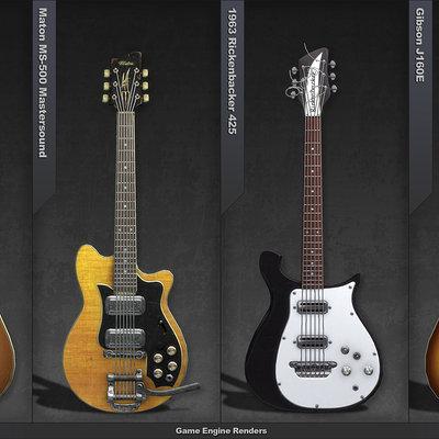 Mark van haitsma guitar portfolio page 3