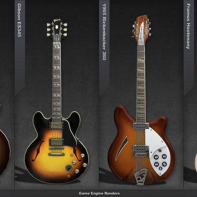 Mark van haitsma guitar portfolio page 4