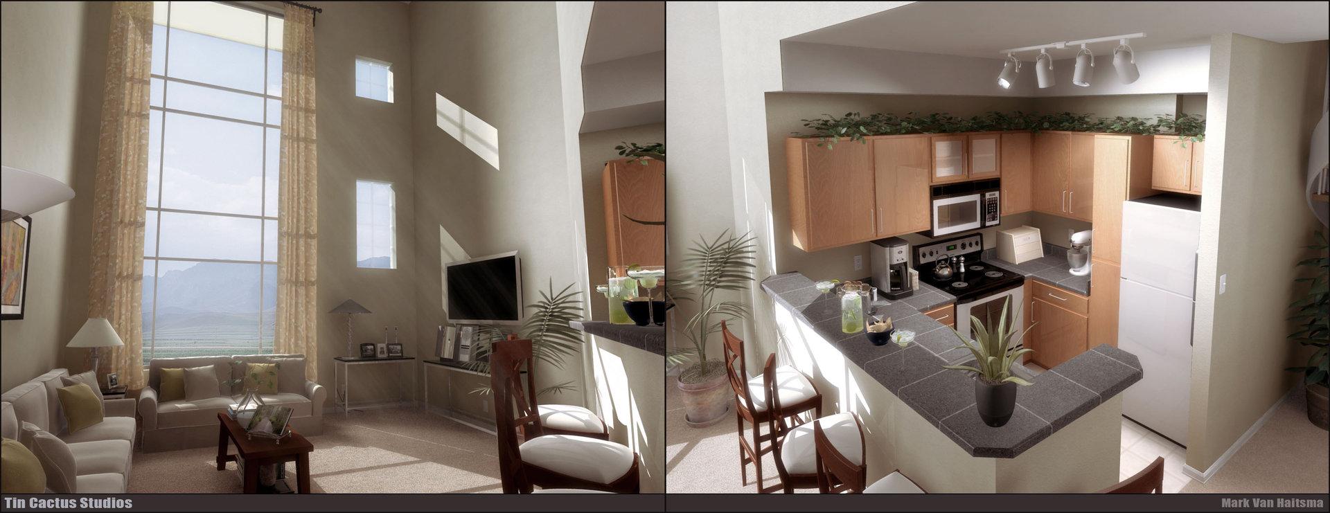 Mark van haitsma interiors project l