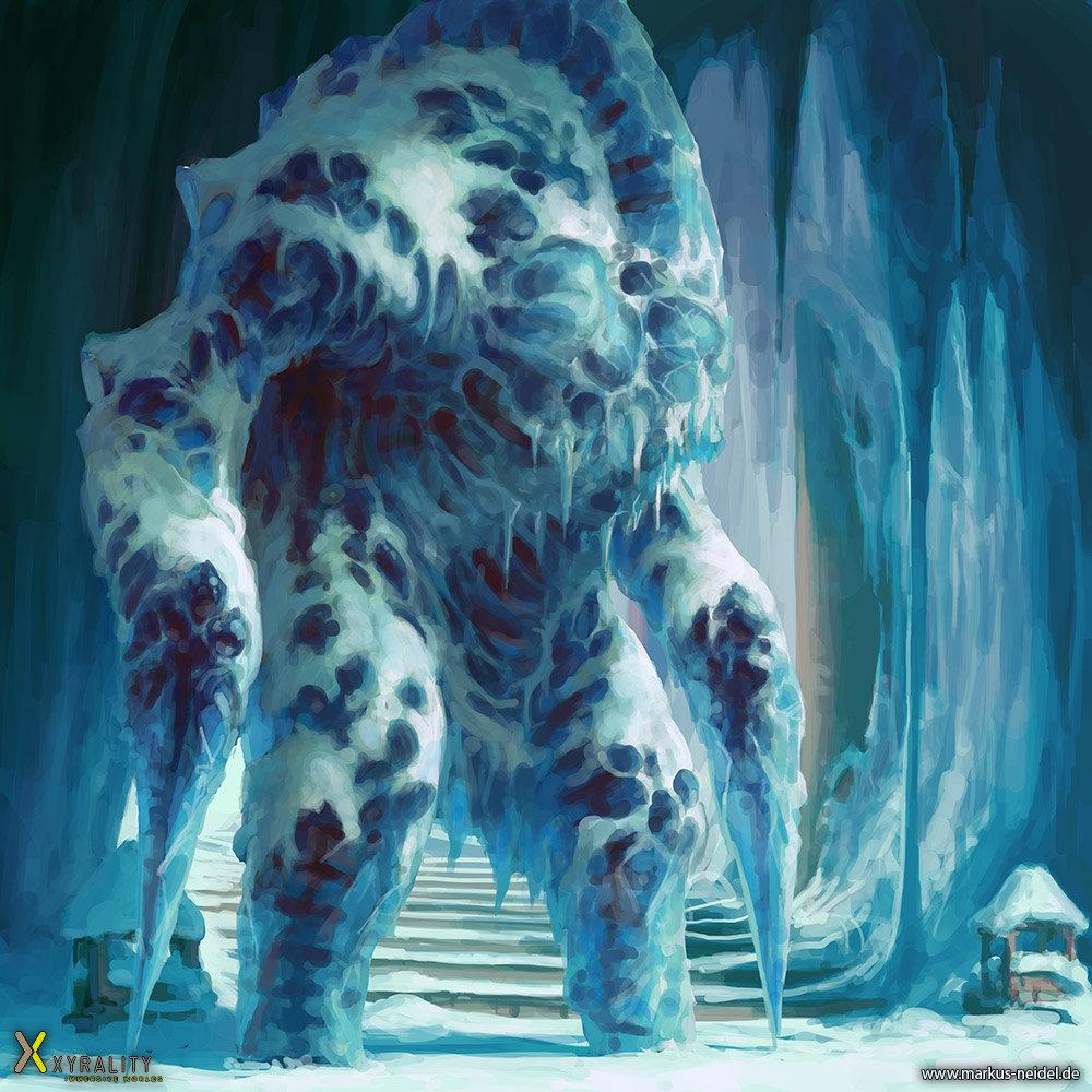 Markus neidel golem ice