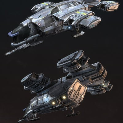 Mark van haitsma alliance dropship