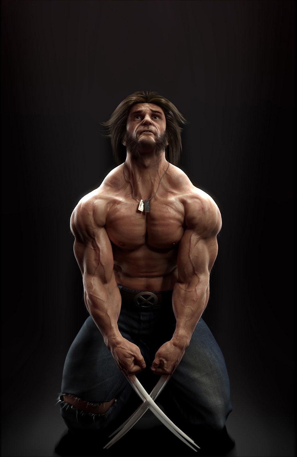 Wolverine's redemption