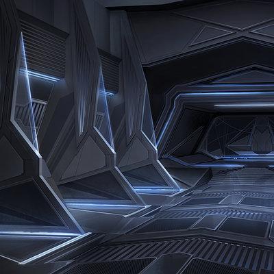Sebastian wagner sci fi hallway3000px