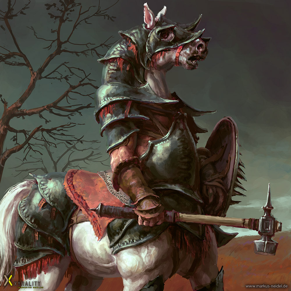 Heavy Centaur